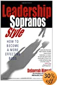 'Leadership Sopranos Style : How to Become a More Effective Boss' - curioso no mínimo!