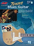 Robert Calva Texas Blues Guitar Tab Book/Cd