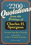 Spurgeon: 2200 Quotations