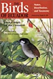 Ridgely & Greenfield, The Birds of Ecuador, volume 1