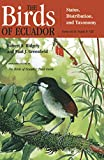 Ridgely & Greenfield, The Birds of Ecuador, volume 2