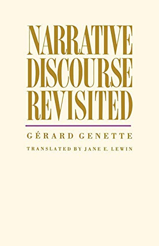 Narrative Discourse Revisited, Genette, Gérard