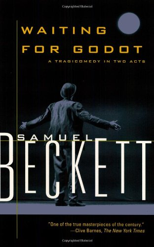 Waiting for Godot: A Tragicomedy in Two Acts, Samuel Beckett