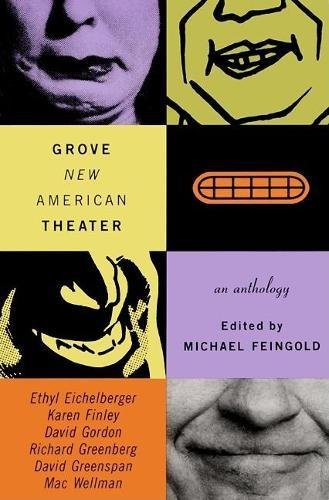 Grove New American Theater: An Anthology