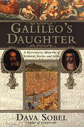 The hardcover edition of Galileo's Daughter by Dava Sobel