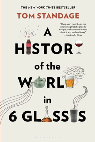 A History of the World in 6 Glasses Book Cover Picture
