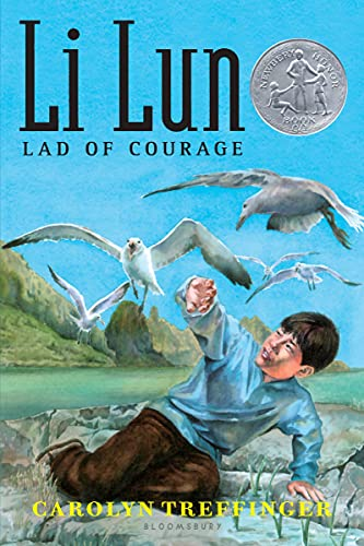 [Li Lun, Lad of Courage]