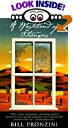 A Wasteland of Strangers by  Bill Pronzini, Michael Seidman