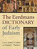 The Eerdmans Dictionary of Early Judaism book cover