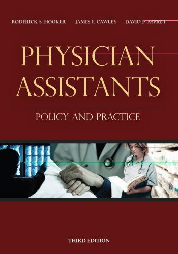 Physician assistant books physician assistant resources nash physician assistants policy and practice by hooker roderick s malvernweather Images