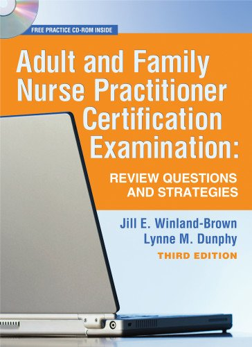 Cover for Adult and Family Nurse Practitioner Certification Examination eBook