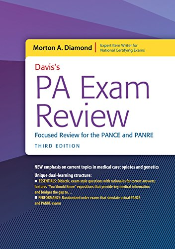 Physician Assistant Board Review : Certification and ...