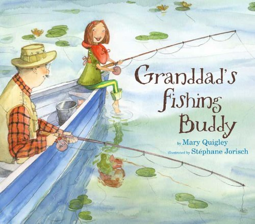 [Granddad's Fishing Buddy]