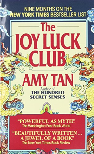 The Joy Luck Club, Amy Tan
