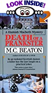 Death of a Prankster by  M. C. Beaton (Mass Market Paperback - July 1993)