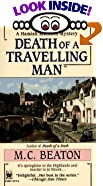 Death of a Travelling Man by  M. C. Beaton (Mass Market Paperback - August 1996)