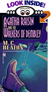 Agatha Raisin and the Walkers of Dembley by  M. C. Beaton (Mass Market Paperback - December 1996)