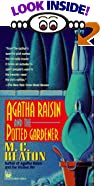 Agatha Raisin and the Potted Gardener by  M. C. Beaton (Mass Market Paperback - January 1996)