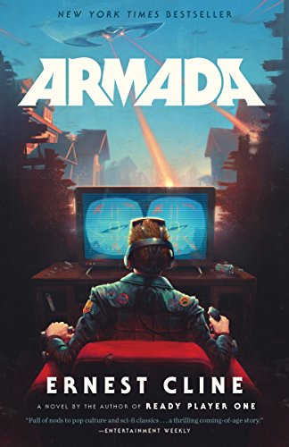 Armada: A novel by the author of Ready Player One - Ernest Cline