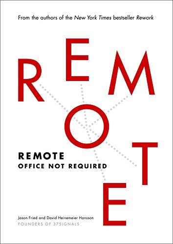 601. Remote: Office Not Required