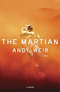 GIVEAWAY REMINDER:  Win a Copy of THE MARTIAN by Andy Weir