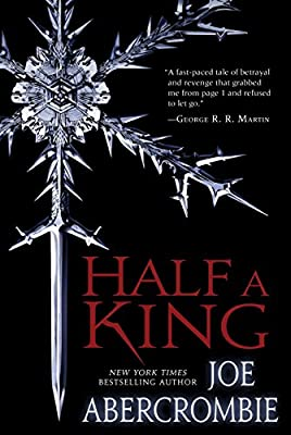 BOOK REVIEW: Half a King by Joe Abercrombie