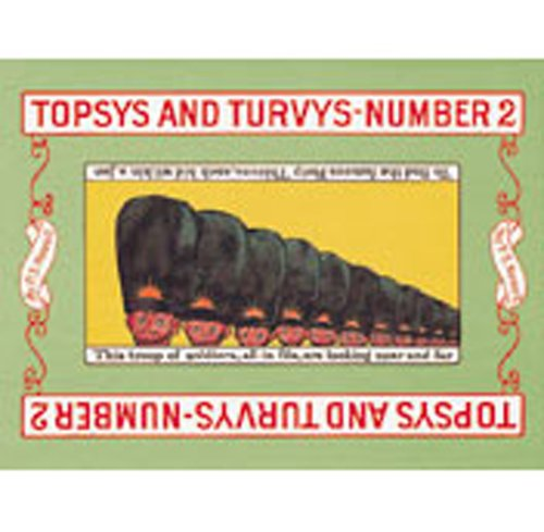 Topsys and Turvys Number 2 (Topsys & Turvys), Newell, Peter