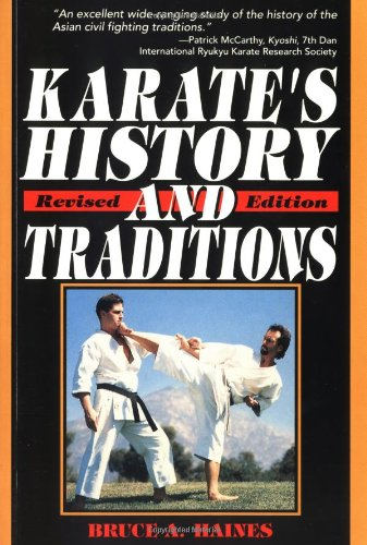 Karate's History and Traditions, Haines, Bruce