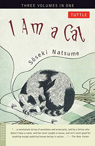 I Am a Cat: Three Volumes in One, Soseki Natsume