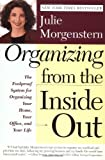 Buy Organizing from the Inside Out from Amazon