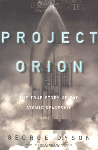 Project Orion Book Cover Picture