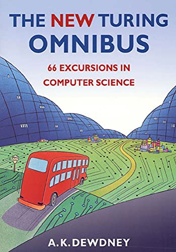 575. The New Turing Omnibus: Sixty-Six Excursions in Computer Science