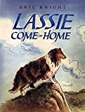 Cover Image of Lassie Come-Home by Eric Knight published by Henry Holt and Co. (BYR)
