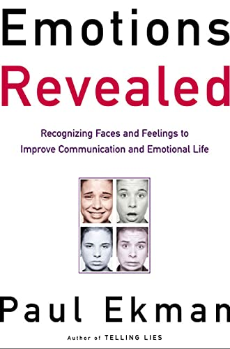 CLICK TO BUY THE BOOK Emotions Revealed : Recognizing Faces and Feelings to Improve Communication and Emotional Life by Paul Ekman - Hardcover Nonfiction : Psychology