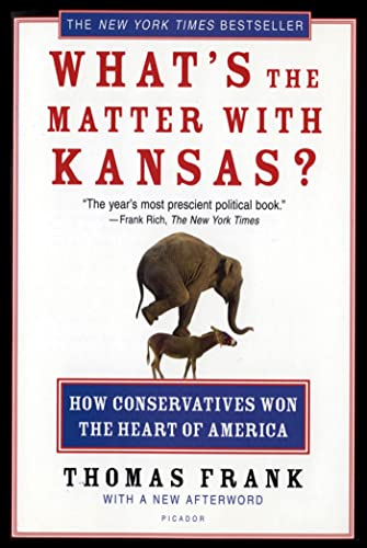 What's the Matter with Kansas? Book Cover Picture