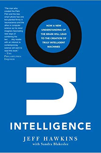 On Intelligence Book Cover Picture