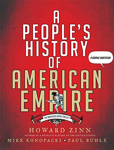 A Peoples History of American Empire cover