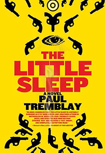 The Little Sleep by Paul TremblayA