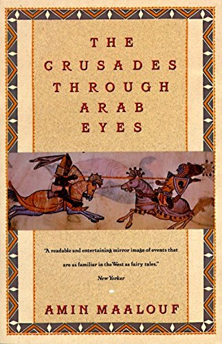 The Crusades Through Arab Eyes Book Cover Picture