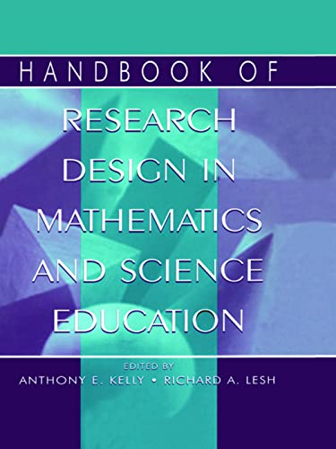 Booksebooks mathematical sciences libguides at university of handbook of research design in mathematics and science education by anthony e kelly richard a lesh fandeluxe Choice Image
