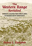 The Western Range Revisited: Removing Livestock from Public Lands to Conserve Native Biodiversity