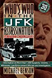 Who's Who In The JFK Assassination book cover.