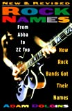Cover of Rock Names
