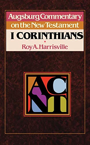 1 Corinthians (Augsburg Commentary)