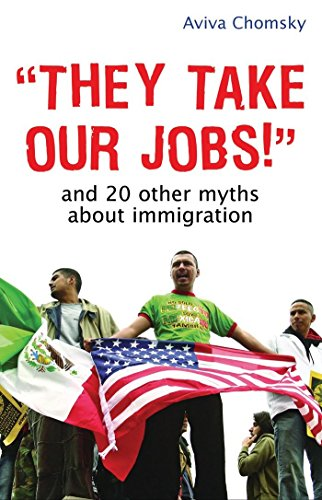 They Take Our Jobs! Book Cover Picture