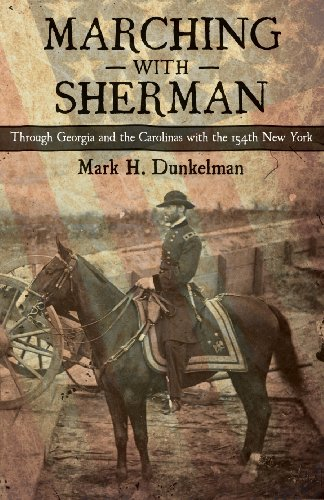 Home carolina campaign 1 january 26 april 1865 libguides at marching with sherman by mark h dunkelman fandeluxe Gallery