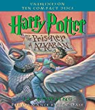 Harry Potter and the Prisoner of Azkaban (Book 3 Audio CD)