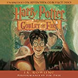 Harry Potter and the Goblet of Fire (Book 4 Audio CD)