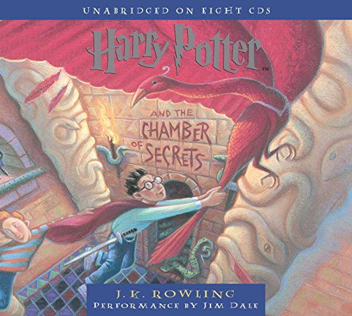 Harry Potter and the Chamber of Secrets (Book 2 Audio CD)