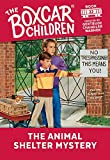 The Animal Shelter Mystery (Boxcar Children Mysteries, 22) by  Gertrude Chandler Warner (Paperback - November 1991)